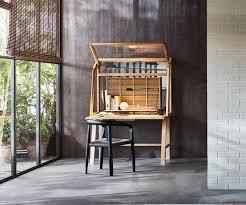 Secretary Writing Desk by Secretello Reinvents The Secretary Writing Desk Design Milk