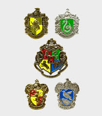 Harry Potter House by Hogwarts House Pins The Harry Potter Shop At Platform 9 3 4