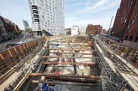 temporary works construction john f hunt london uk