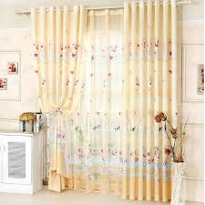 Yellow Curtains Nursery Enchanting Curtains For Nursery And Yellow Curtains Nursery