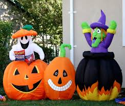 halloween yard inflatables halloween airblown inflatables clearance photo album inflatable