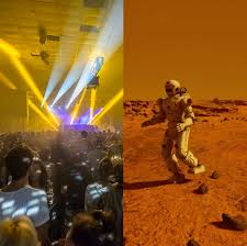 electronic music nasa and virtual reality miami u0027s iii points