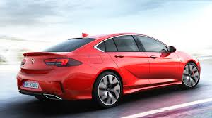 opel insignia sports machine for connoisseurs insignia gsi makes the difference