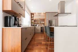 plancher ardoise cuisine cuisine bois et ardoise dco cuisine bois ardoise noir surprenant