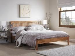 serene esther bed frame walnut jones u0026 tomlin