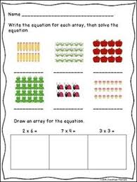 array worksheet year 1 google search mate pinterest