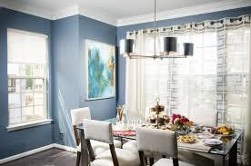 dining room ideas in blue decoraci on interior