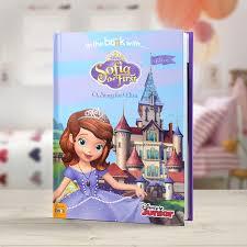 personalised sofia book buy prezzybox