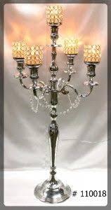 candelabra rentals gold candelabra 33 inches with 5 glass votives 110006
