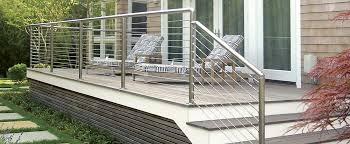 stainless steel banister rails home life benefits of stainless steel railings the fashionable