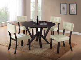dining table d4848dt cappuccino by global furniture