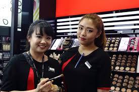 Makeup Tiar Zainal sephora sephora malaysia makeup cosmetics advisors