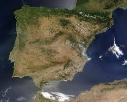 Vigo Spain Map by Satellite Image Map