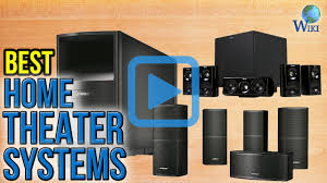 home theater best subwoofer top 9 home theater systems of 2017 video review
