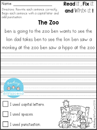208 best proofreading activities images on pinterest teaching