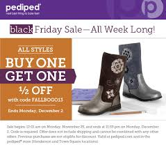 shoe stores with the best deals for black friday deal alert pediped black friday sale