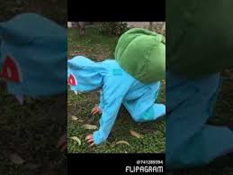Bulbasaur Halloween Costume Pokémon Bulbasaur Costume Halloween