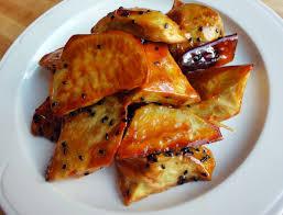 korean food photo maangchi s persimmon punch maangchi com korean dessert recipes from cooking korean food with maangchi