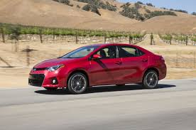 2014 Toyota Corolla Roof Rack by 2014 Toyota Corolla First Drive Automobile Magazine