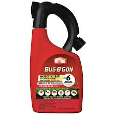 Off Backyard Spray Reviews Ortho Bug B Gon 32 Oz Max Ready To Spray Lawn And Garden Insect