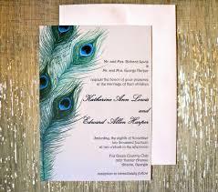 peacock invitation cards peacock design wedding invitation cards