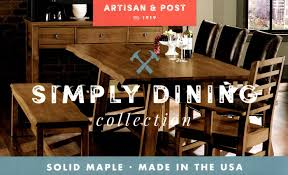 maple kitchen islands artisan and post solid maple kitchen island schleider furniture