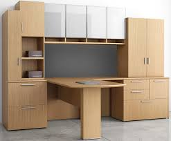 l shaped desk with hutch right return elite custom l shaped peninsula workstation w left return