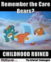 Bears Meme - remember the care bears meme pmslweb