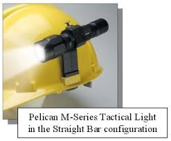 Tactical Helmet Light Pelican Universal Helmet Light Holder Firepenny