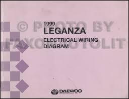 daewoo leganza wiring diagram daewoo wiring diagrams instruction