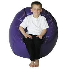 purple wet look vinyl bean bag chairs thebeanbagchairoutlet com