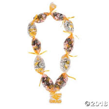 candy leis graduation kit