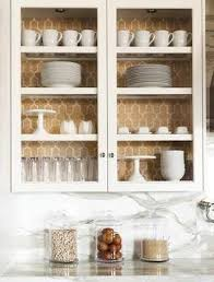 inside kitchen cabinets ideas fashionable design wallpaper for kitchen cabinets inside of