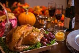 thanksgiving the start to the most wonderful season with a