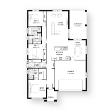 3 bedroom homes maslin homes
