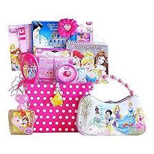 amazon com disney princess christmas gift baskets classic and