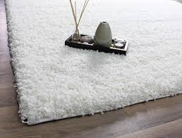 Shaggy Rugs For Living Room Living Room White Shag Rug With White Rugs Design And Brown