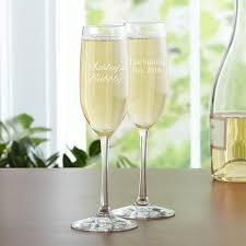 wine glass with initials 50th anniversary gifts for golden wedding anniversaries