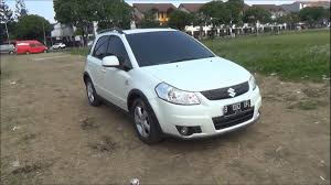 review suzuki sx4 automatic tahun 2009 youtube