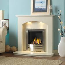 small marble fireplace with lights lincoln marble fireplace