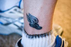 30 running inspired tattoos just run lah