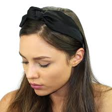 knot headband floral silk top knot headband kristin perry accessories