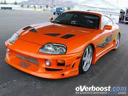 fast and the furious toyota supra paint code