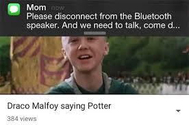 Draco Memes - just 24 hilarious harry potter memes smosh