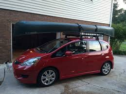 2012 Honda Odyssey Roof Rack by Roof Racks Unofficial Honda Fit Forums