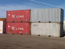 new used sea containers