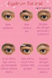 tutorial pakai pensil alis cara pakai elf eyebrow kit world novelties makeup 2017