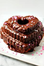 cheerwine chocolate glazed pound cake