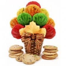 fall cookie gifts for delivery cookie bouquets