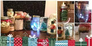 episode 3 diy mason jars gifts u0026 decorations youtube
